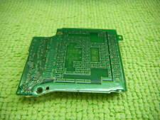 GENUINE SONY HX9V MEMORY CARD BOARD REPAIR PARTS
