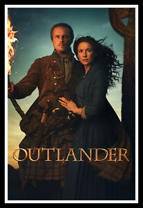 Outlander Movie Poster Print & Unframed Canvas Prints