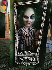 "Mezco Beetlejuice 15"" doll NIB"