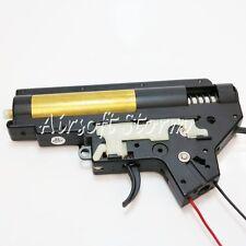 AEG Shooting Gear E&C MP003B 8mm Complete Gear box for M-Series V2 Rear Line