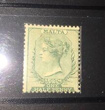 Malta Queen Victoria Mint OG