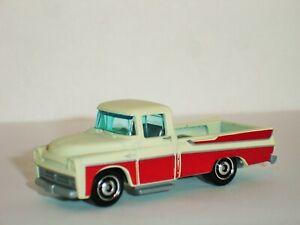 "Matchbox Loose 1957 Dodge Swept Pickup ""Ringed Disc Wheels"""