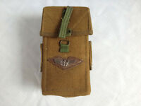 Surplus Vietnam War US Army Ammo Pouch Militray Pouch - US005