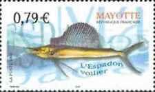 Timbre Poissons Mayotte 143 ** année 2003 lot 6016