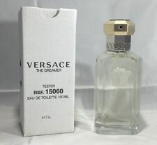 Dreamer By Gianni Versace 3.3 / 3.4 Oz EDT SP Brand New Tester Cologne For Men