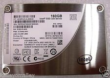 "Intel SSDSA2BA160G3H (1) VO0160ECHPL 2.5"" 3Gb/s 160GB SSD 320 HP 667602-003 New"