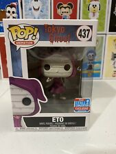 FUNKO POP! TOKYO GHOUL ETO 2018 FALL CONVENTION EXCLUSIVE NYCC #437