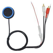 Bluetooth 4.0 RCA Hands-free 2.4GHz 3.5mm AUX Audio Stereo Car Music Receiver