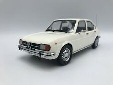 Alfa Romeo Alfasud 1974 - weiss - 1:18 KK-Scale    >>NEW<<