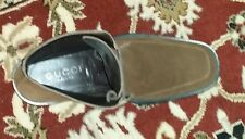 Gucci Men's Choco Brown Suede leather Boots SZ 10D or 11US. $700 Made In ITALY