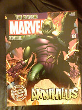 CLASSIC MARVEL FIGURINE COLLECTION 132 ANNIHILUS MAGAZINE ONLY