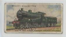 1925 Wills Engines Tobacco Base #24 Dublin and South Eastern Railway Ireland 0d8