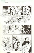 Gambit #9 p.5 - Gambit & Brother Voodoo vs. Zombies 2005 art by Georges Jeanty