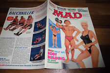 Mad 233 -- Body building the great Cramp (with instructions)/Frog King