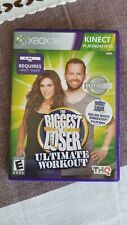 Biggest Loser Ultimate Workout (Microsoft Xbox 360, 2010) Complete