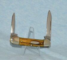 RARE VINTAGE CASE XX STAG CANOE KNIFE 52131 LP 1940-48 BOOK $1500.00