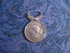 Médaille en Argent   Actes de Dévouement  Attribuée en 1891