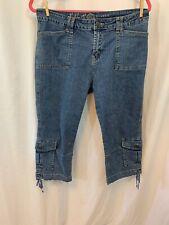 Ethyl CLASSIC Size 10 Crop/ Capri Jeans