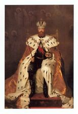 "mm465 - Czar Alexander III Romanov in Coronation robes 1883 - art photo 6x4"""