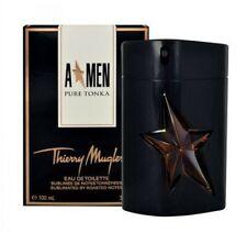 Thierry Mugler A Men Pure Tonka 100 ml EDT Eau de Toilette Spray NEU Original