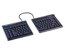 "Kinesis Freestyle2 Blue Wireless Ergonomic Keyboard for PC (9"" Separation)"