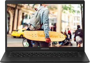 MEDION® AKOYA® E4251 Alu Gehäuse 35,6 cm (14'') FHD Display, 64 GB, 4GB, Win 10