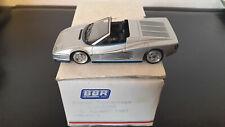 BBR  Ferrari  Testarossa  Cabriolet  ´G.Agnelli´   1987   BBR 15   1:43  OVP  MR
