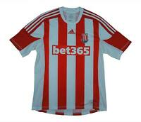Stoke City 2012-13 '150 Years' Authentic Home Shirt (Excellent) L Soccer Jersey
