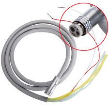 dentale 6 fori tubo tubo tubo del manipolo in silicone con connettore