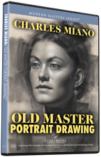 CHARLES MIANO: OLD MASTER PORTRAIT DRAWING - Art Instruction DVD