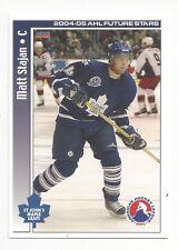 2004-05 AHL Future Stars #52 Matt Stajan (EHC München)