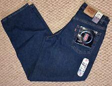 LEVIS Mens 572 Jeans 30 X 32 Orange Tab Student Baggy Fit 90s Vintage