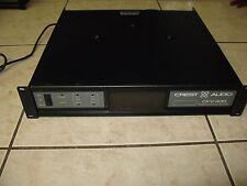 CREST Audio CKV400 Professional Audio Power Amp Working Great