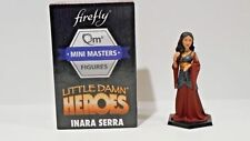 Qmx Mini Masters Firefly Serenity Inara Sera Loot Crate Exclusive New