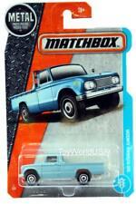 2017 Matchbox #07 '62 Nissan Junior