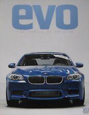 EVO magazine 12/2011 Issue 163 featuring Ferrari, BMW, Jaguar, Renault, Skoda