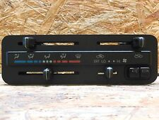 1995 1999 JDM TOYOTA CYNOS PASEO EL50 EL52 EL54 AC HEATER CLIMATE CONTROL OEM