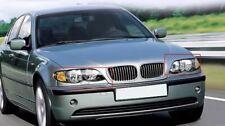 2X VITRE DE PHARE E46 PHASE 2 BMW SÉRIE 3 BERLINE ET BREAK 03-05
