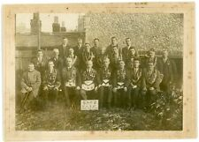Photo - R.A.O.B., G.L.E. Ltd., Medway Lodge No.2159, Members with Accoutrements