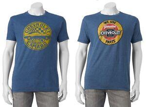 Chevy Camaro & Genuine Chevrolet Parts T-Shirt - Men's S M L XL XXL - New w/Tags