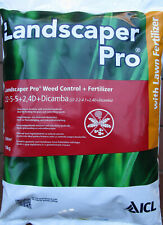 Landscaper pro Weed & Control Rasendünger mit Unkrautvernichter 10 Kilo 500m²