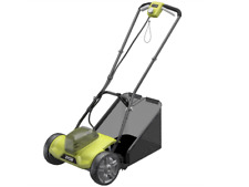 Ryobi 18V ONE+35cm Cylinder Mower-Skin Only-3-height adjustments