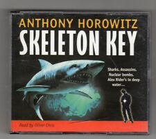 (IF144) Anthony Horowitz, Skeleton Key - Oliver Chris - 2003 6 CD audio book