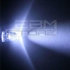 100 pz led bianchi 3 mm alta luminosità 5.000 mcd - ART. AL15