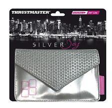 Borsa marsupio custodia tracolla Nintendo DS lite silver bag