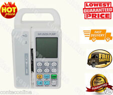New CONTEC Big LCD Infusion Pump,Real-time Alarm,Battery Recharge, SP800