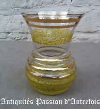 B2017997 - Vase en verre de Boom - 11 cm de hauteur -Très bon état