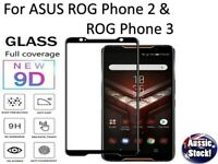 ULTRA Tempered Glass Screen Protector Full Cover For ASUS ROG Phone 3 & 2