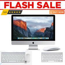 """Apple iMac 21.5"""" Core i5 2.5GHz 4 Go RAM 500 Go Disque dur 2011 MC309LL/A Grade A"""