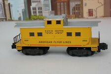 Vintage American Flyer S Gauge No.24626 Radio Equipped Caboose